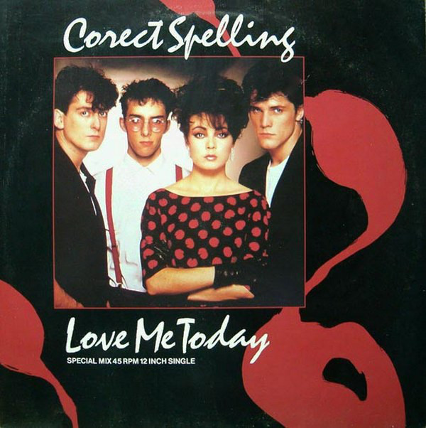 CORECT SPELLING_Love Me Today