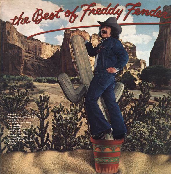 FREDDY FENDER (2)_The Best Of Freddy Fender