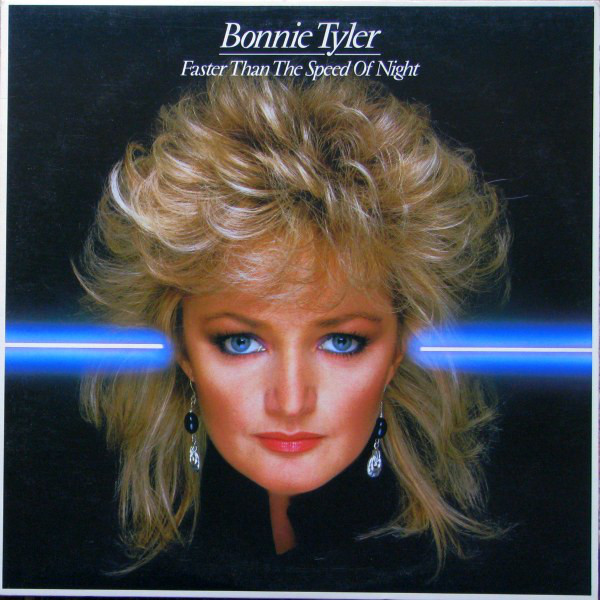 BONNIE TYLER_Faster Than The Speed Of Night