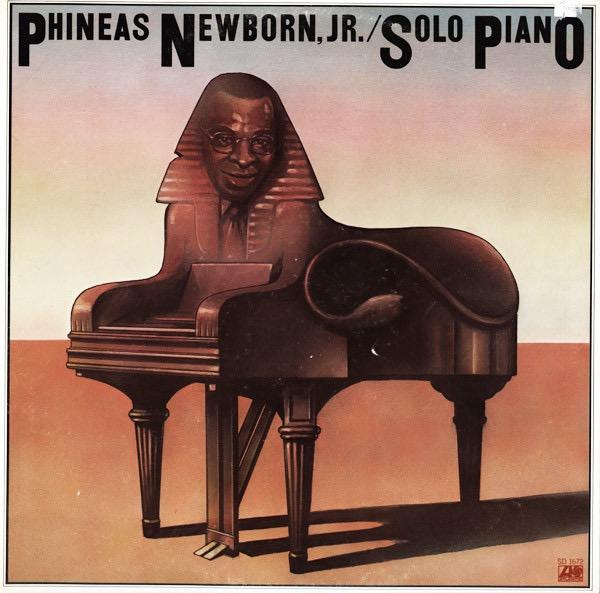 PHINEAS NEWBORN JR._Solo Piano