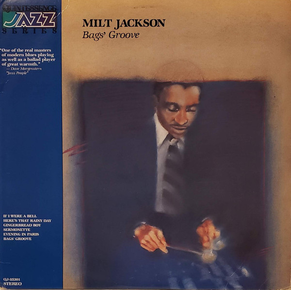 MILT JACKSON_Bags' Groove