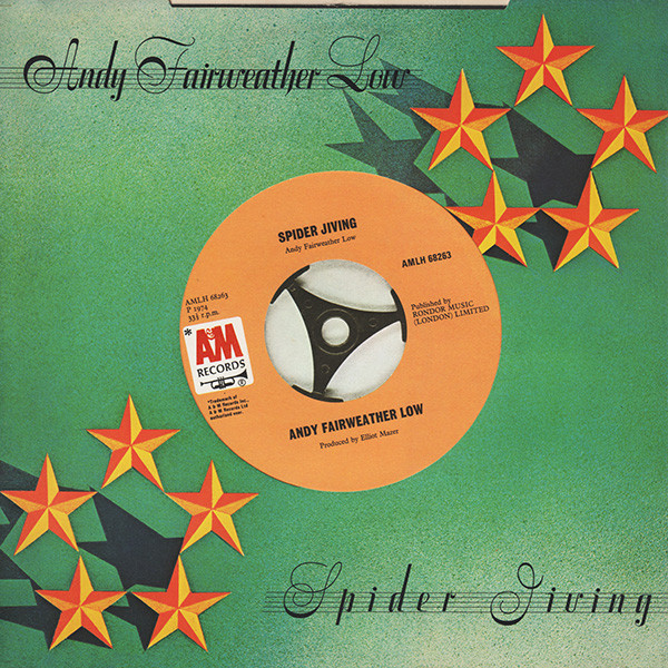 ANDY FAIRWEATHER LOW_Spider Jiving