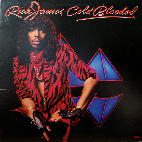 RICK JAMES_Cold Blooded