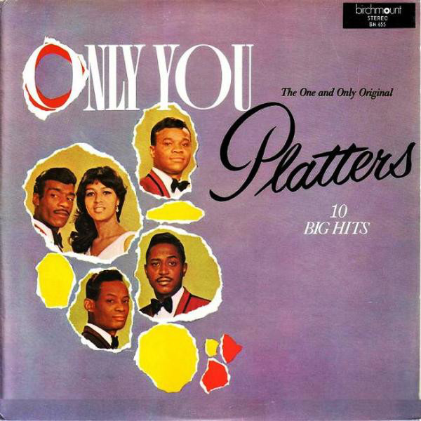 THE PLATTERS_Only You