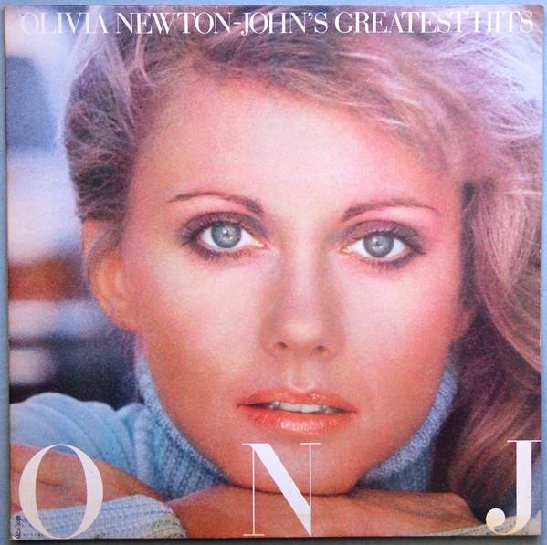 OLIVIA NEWTON JOHN_Olivia Newton John's Greatest Hits