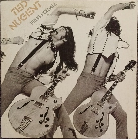 TED NUGENT_Free For All
