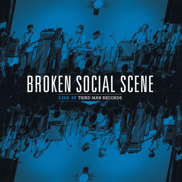 BROKEN SOCIAL SCENE_Live At Third Man Records