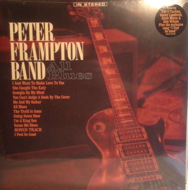 PETER FRAMPTON BAND_All Blues