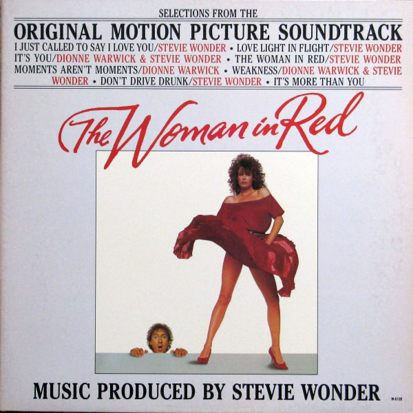STEVIE WONDER_The Woman In Red (Selections From The Original Motion Picture Soundtrack)