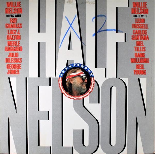 WILLIE NELSON_Half Nelson