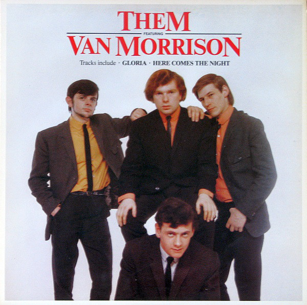 THEM FEATURING VAN MORRISON_Them Featuring Van Morrison
