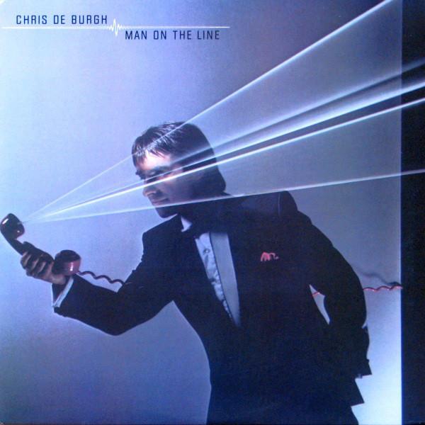 CHRIS DE BURGH_Man On The Line