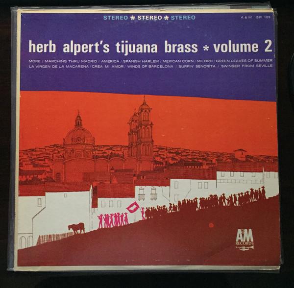 HERB ALPERT'S TIJUANA BRASS_Herb Alpert's Tijuana Brass