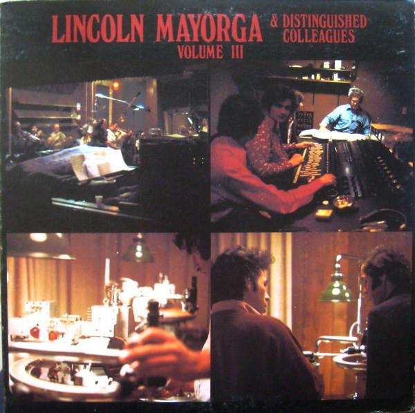 LINCOLN MAYORGA_Lincoln Mayorga And Distinguished Colleagues