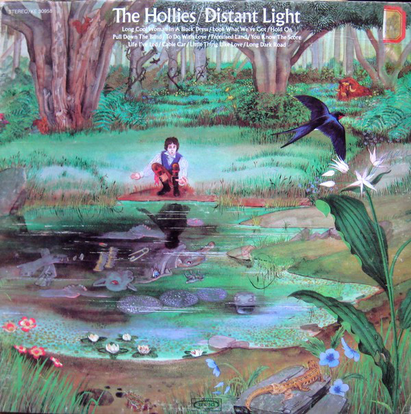 THE HOLLIES_Distant Light