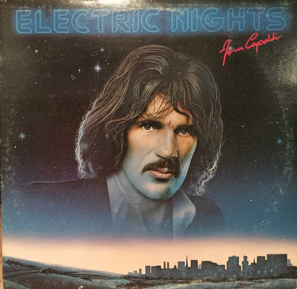 JIM CAPALDI_Electric Nights