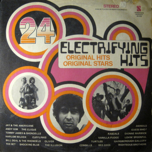 VARIOUS_24 Electrifying Hits