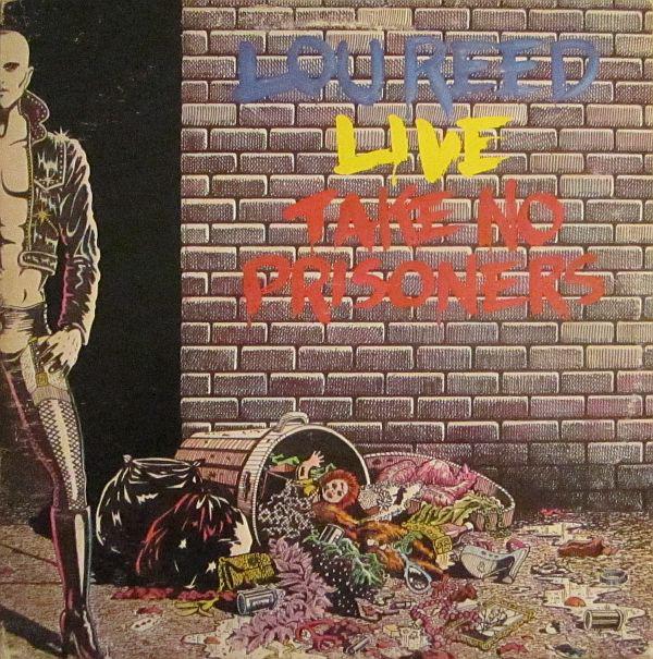 LOU REED_Lou Reed Live