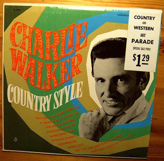 CHARLIE WALKER_Country Style