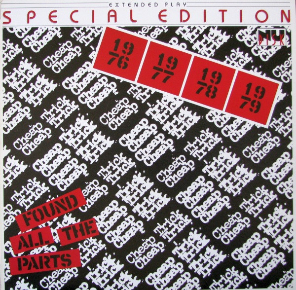 CHEAP TRICK_Found All The Parts (1983 12