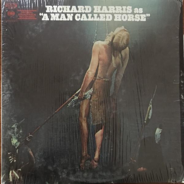 LEONARD ROSENMAN_Richard Harris As A Man Called Horse