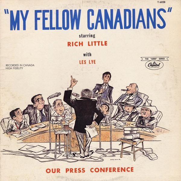 RICH LITTLE_My Fellow Canadians [High Fidelity]