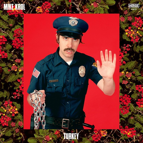 MIKE KROL_Turkey _Includes Poster, Download Card And Orig Shrink Wrap_