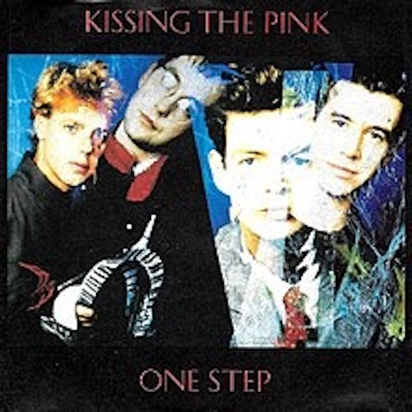 KISSING THE PINK_One Step _W/Orig Shrink Wrap_