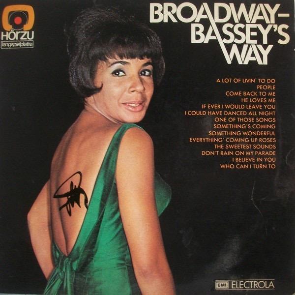 SHIRLEY BASSEY_Broadway Basseys Way