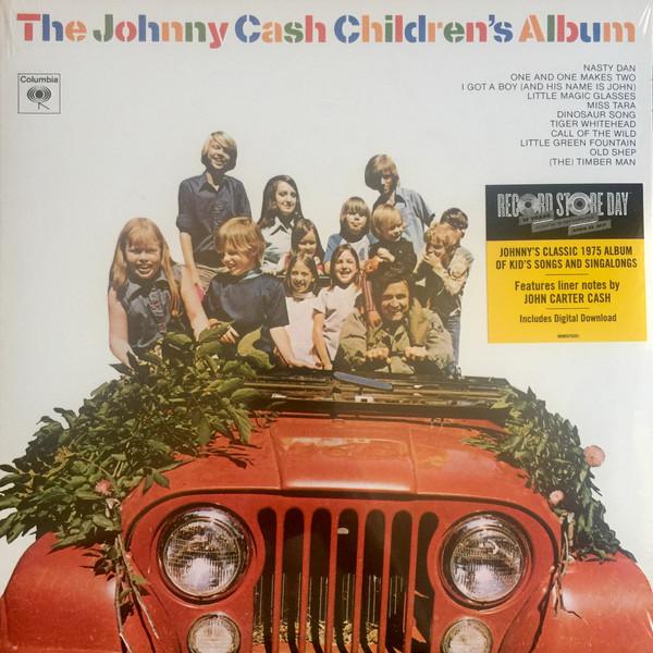 JOHNNY CASH_The Johnny Cash Children's Album