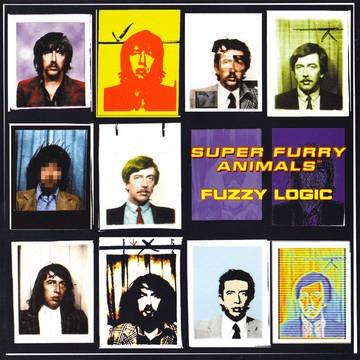 SUPER FURRY ANIMALS_2017rsd - Fuzzy Logic _2000 Copies_