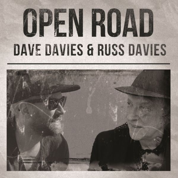 RAY DAVIES_Open Road (New release: June 2, 2017)