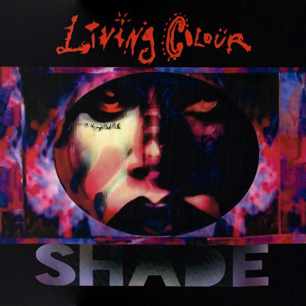 LIVING COLOUR_Shade (Picture Disc; new release Sept 8, 2017)