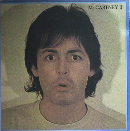 PAUL MCCARTNEY_Mccartney Ii