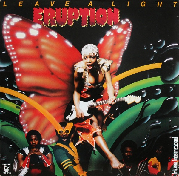 PRECIOUS WILSON ERUPTION_Leave A Light