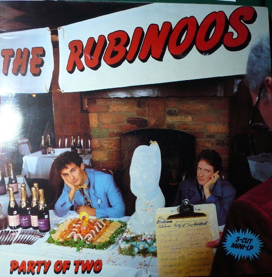 THE RUBINOOS_Party Of Two [Sealed]