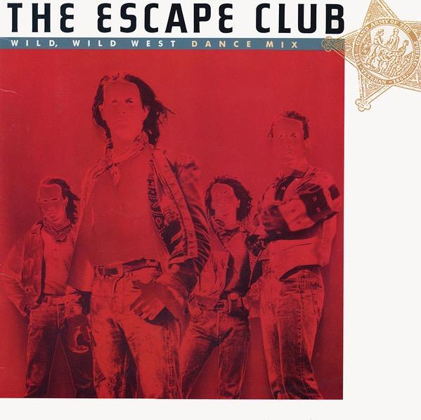 CLUB ESCAPE_Wild Wild West