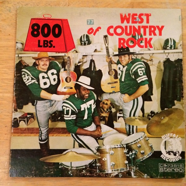 BAILEY ROTH_800 Lbs. Of West Country Rock