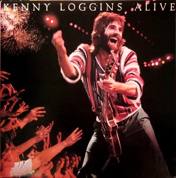KENNY LOGGINS_Alive _2lp Set_