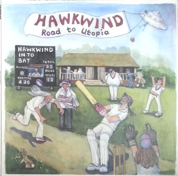 HAWKWIND_Road To Utopia