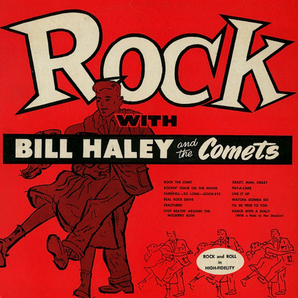 BILL HALEY_Rock With Bill Haley And The Comets