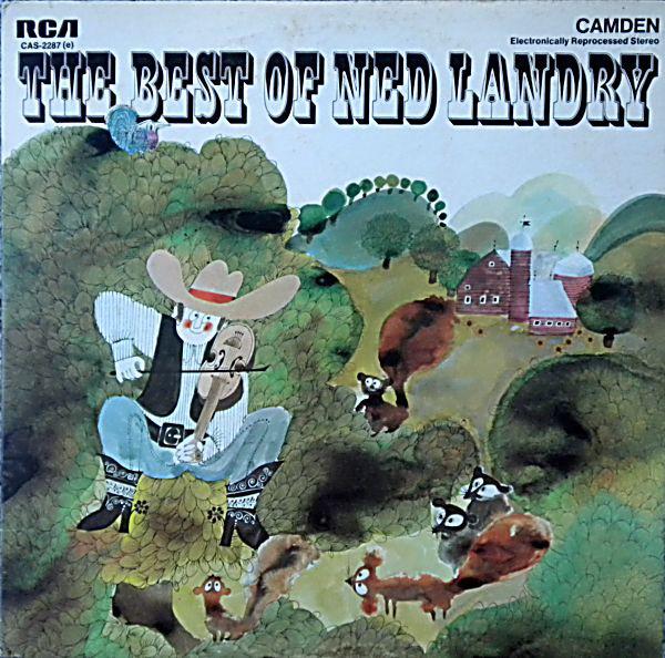 NED LANDRY_The Best Of Ned Landry