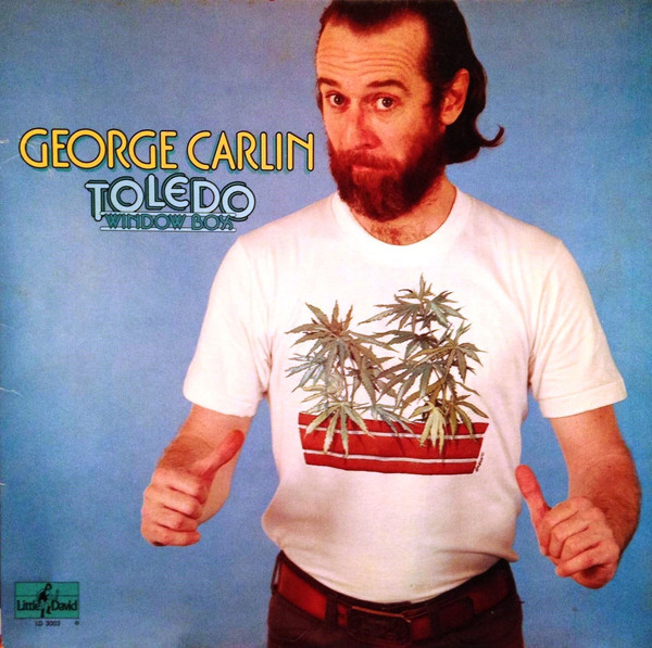 GEORGE CARLIN_Toledo Window Box
