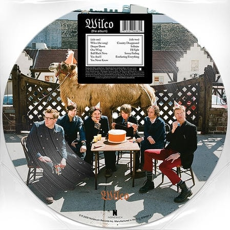WILCO_Wilco (The Album) - ltd. ed. picture disc