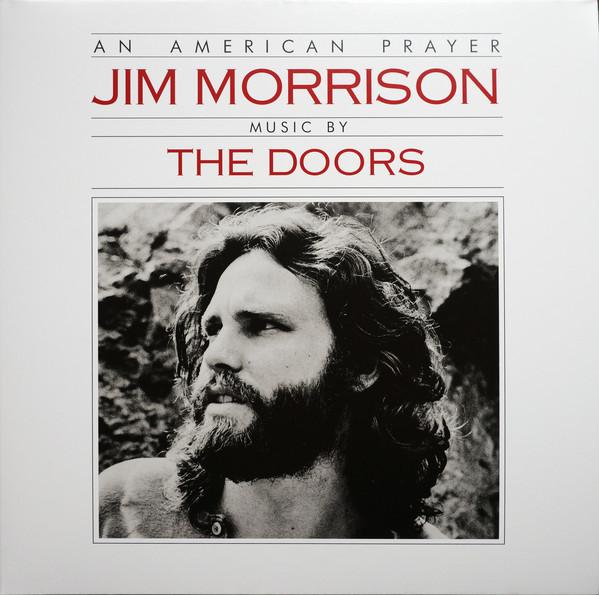 JIM MORRISON MUSIC BY THE DOORS_An American Prayer