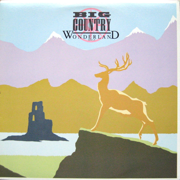 BIG COUNTRY_Wonderland