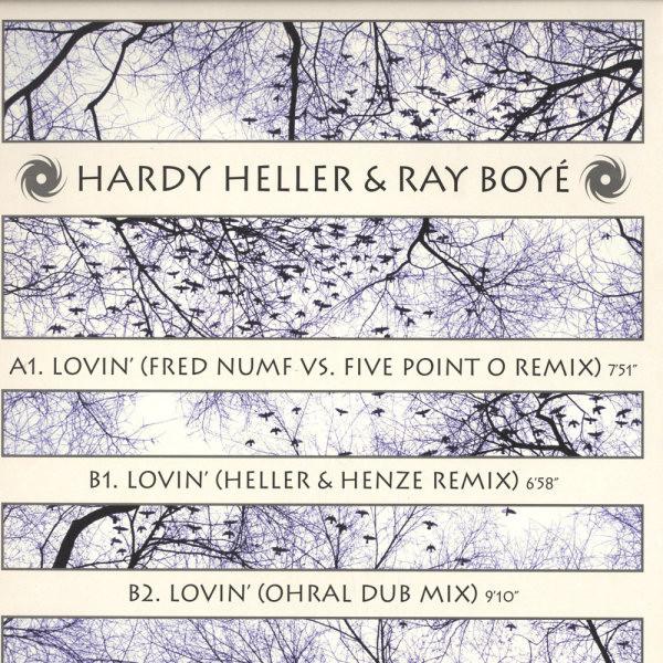 HARDY HELLER AND RAY BOYE_Lovin