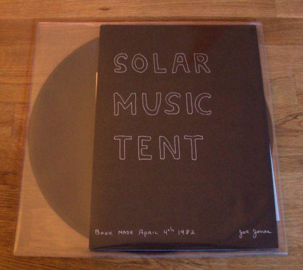 JOE JONES_Solar Music Tent