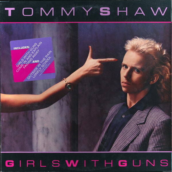 TOMMY SHAW_Girls With Guns