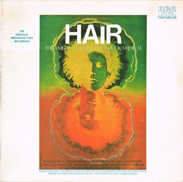 VARIOUS ARTISTS_Hair